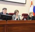 Елена Авдеева разъяснила череповчанам основные тезисы послания президента Федеральному Собранию