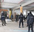 Настройплощадке «Юбилейного» полиция нашла мигрантов-нарушителей