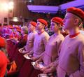 ВЧереповце наоткрытии проекта «Время истории» присягу приняли 40 юнармейцев