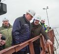 Олег Кувшинников: «Степень готовности нового моста через Шексну— более 20%»