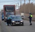 Навъездах вЧереповец засутки развернули 67 иногородних автомобилей