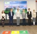 Двух школьниц изЧереповца пригласили напрограмму «Умницы иумники» вМоскву