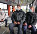 Мэр Череповца оценил новый трамвай