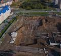 Настройке нового детского сада вЗашекснинском районе закончили забивку свай