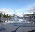 ВЧереповце из-за теплой погоды фонтаны будут работать дольше