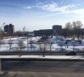 Череповчане проголосовали заблагоустройство в2018 году площади уДворца металлургов ипарка Победы