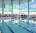 Компания «Апатит» открыла бассейн для сотрудников