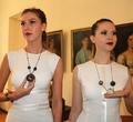 ВЧереповце открылась выставка древних женских украшений