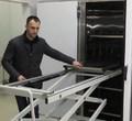 Вмуниципальном ритуальном центре наБоршодской установили холодильник европейского уровня