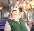 ВЧереповце стартовал конкурс налучшее новогоднее украшение автобуса