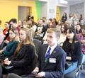 ВЧереповце молодежь обсудила перспективы Верещагинского квартала