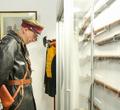 Череповецкие музейщики кДню защитника Отечества открыли выставку оружия