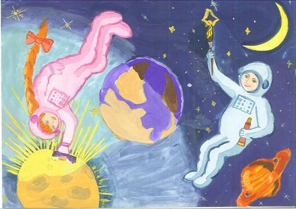 международный конкурс рисунков: