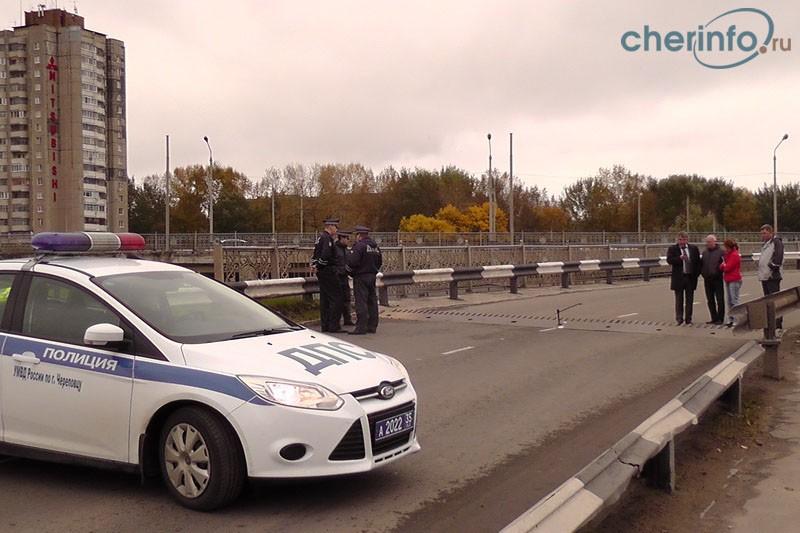 Череповец. Октябрьский мост | Авто ЧЕРЕПОВЕЦ