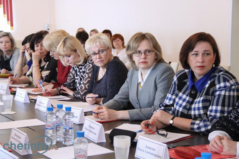Участницы первого в городе форума женщин предложили открыть под Череповцом международный центр отдыха для детей