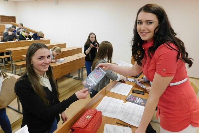 Около 10 000 жителей Новосибирской области написали Всероссийский тест по истории ВОВ