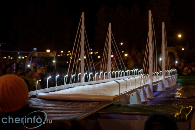 Второй мост через Шексну