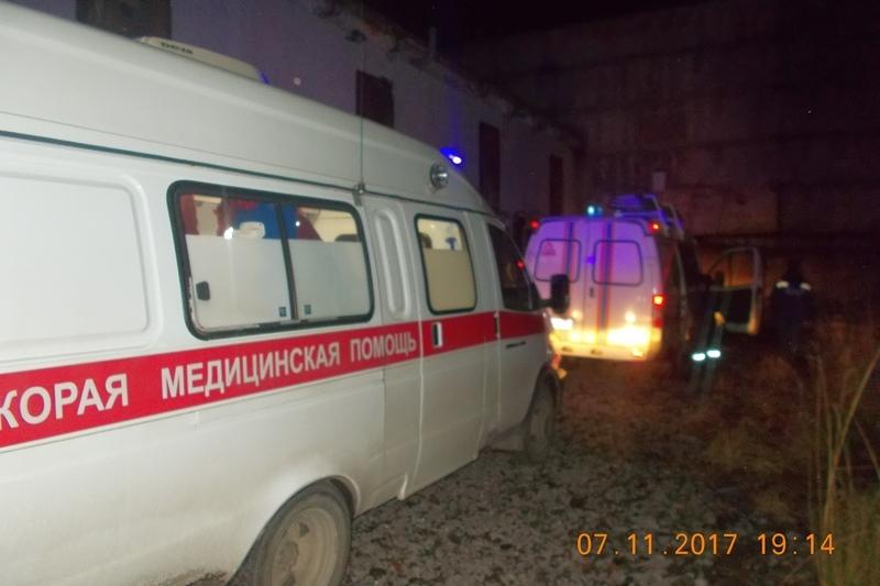 Спецслужбы во время происшествия
