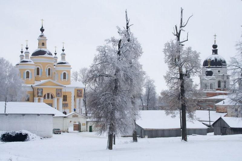 Успенский Вышенский женский монастырь