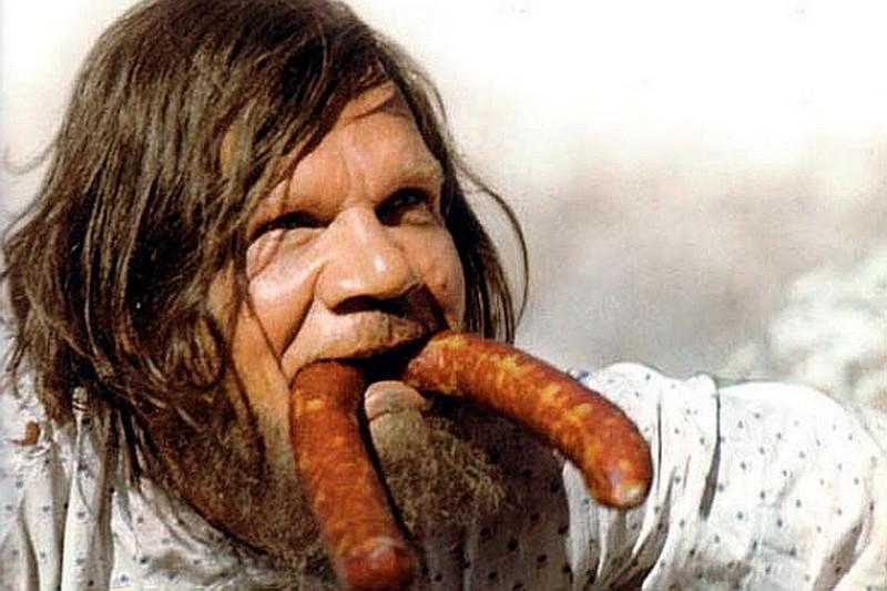 Отдай колбасу