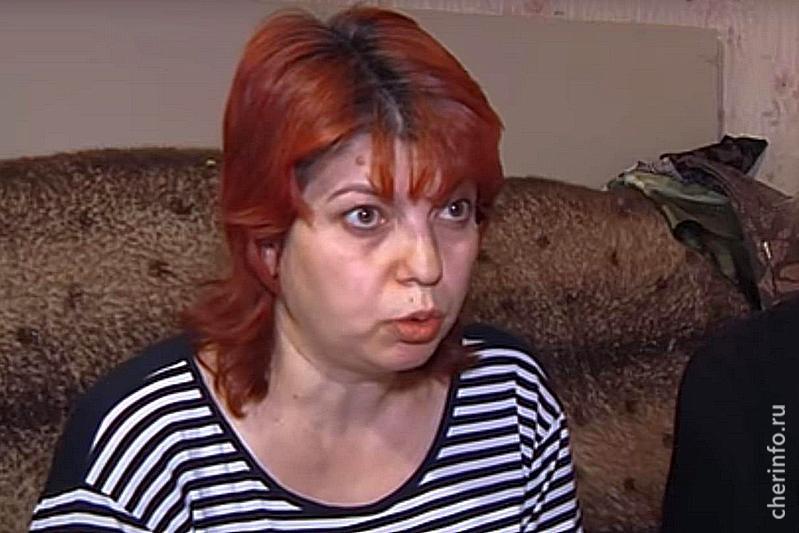 ВЧереповце многодетная мать заявила, что владелец ломбарда обманом завладел ееквартирой