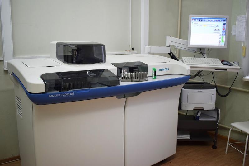 Оборудование и реагенты для расширенной диагностики на аллергены