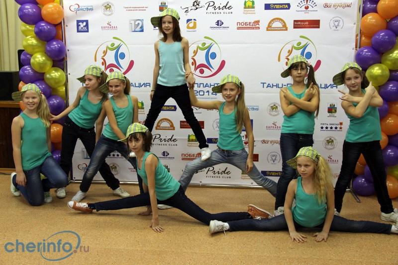 Конкурс «Танц-плантация»