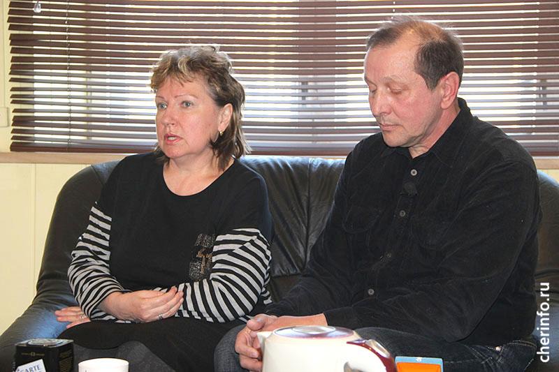 Родители Марии Голованковой