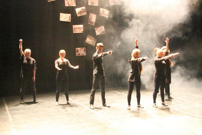 Композиция в Камерном театре