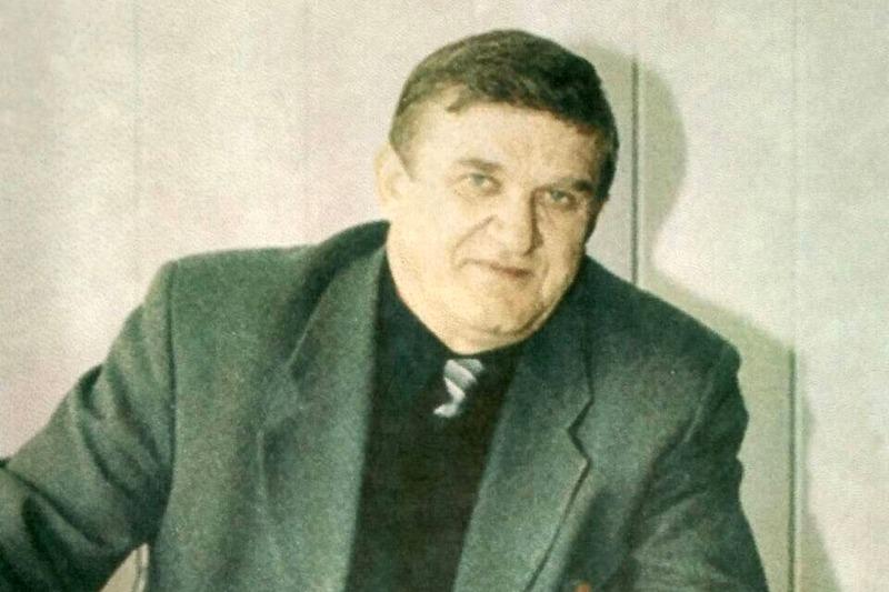Виктор Кульков