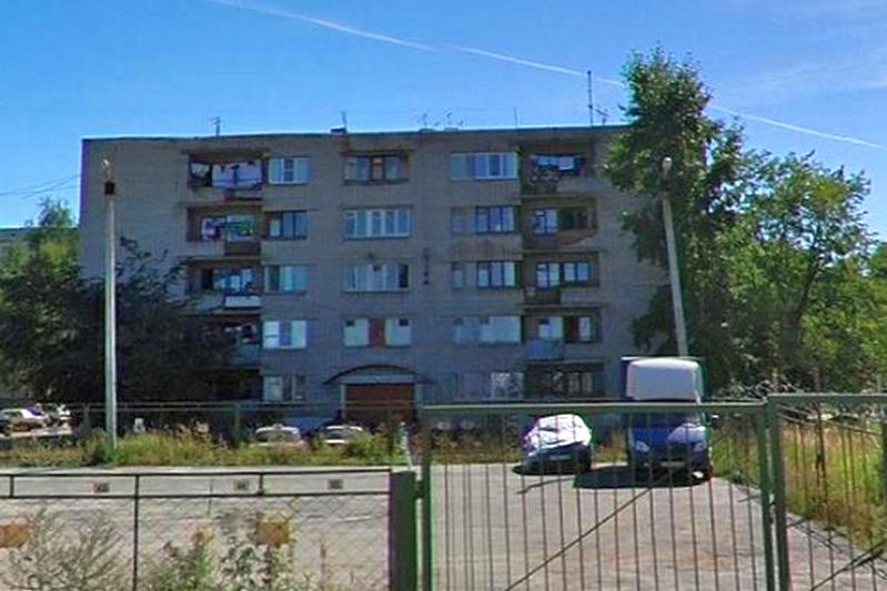 Общежитие на Преображенского, 49