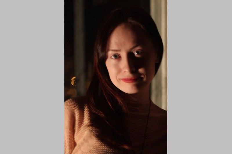 Поэтесса Юлия Лещук