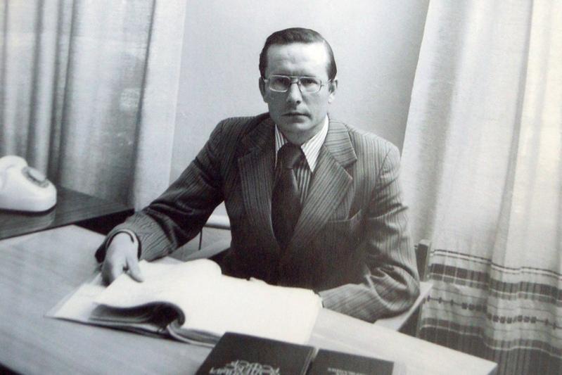 Валентин Беляев, 1973 год