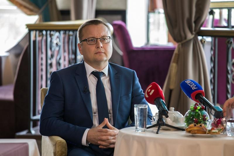 """Антон Стрижов: """"Сейчас выстраивается схема, при которой возникнет четкая ответственность увсех участников процесса"""""""