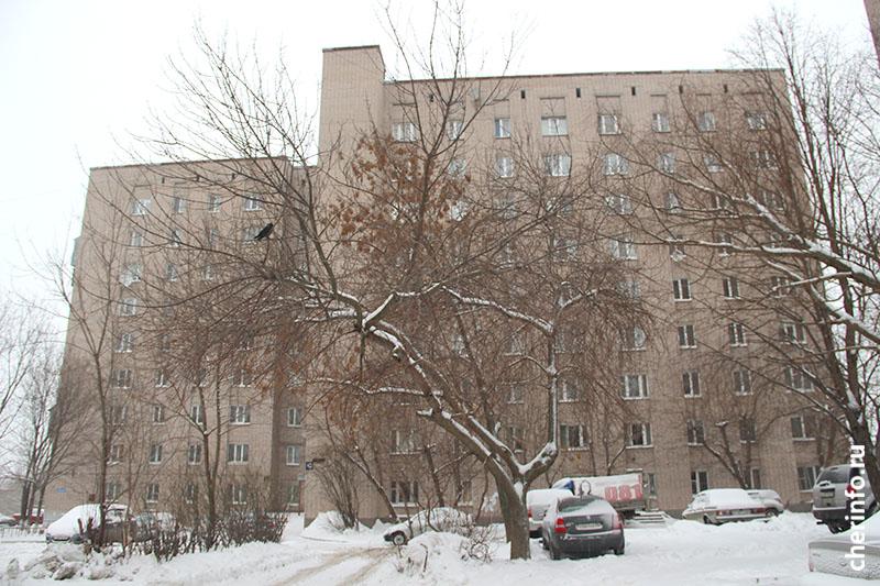 Дом на Краснодонцев, 43