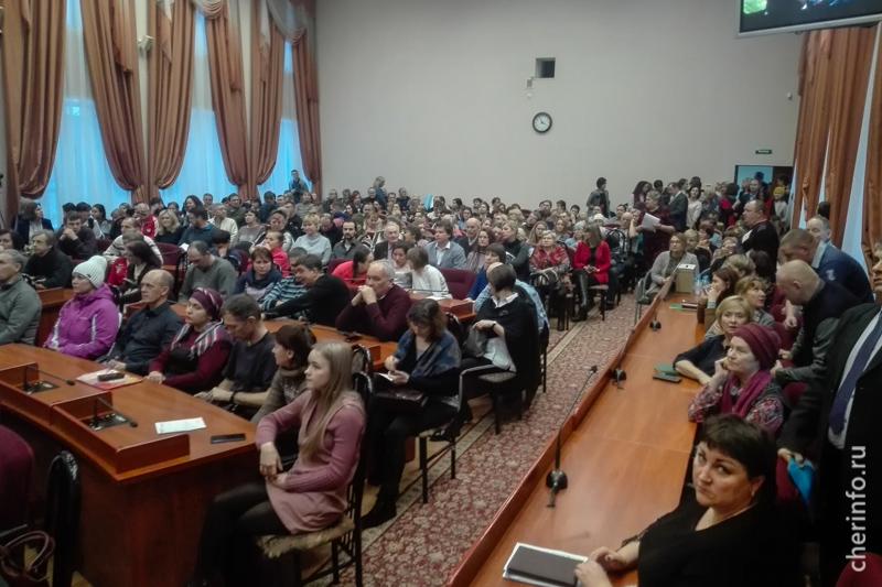 Публичные слушания по Пуловскому лесу