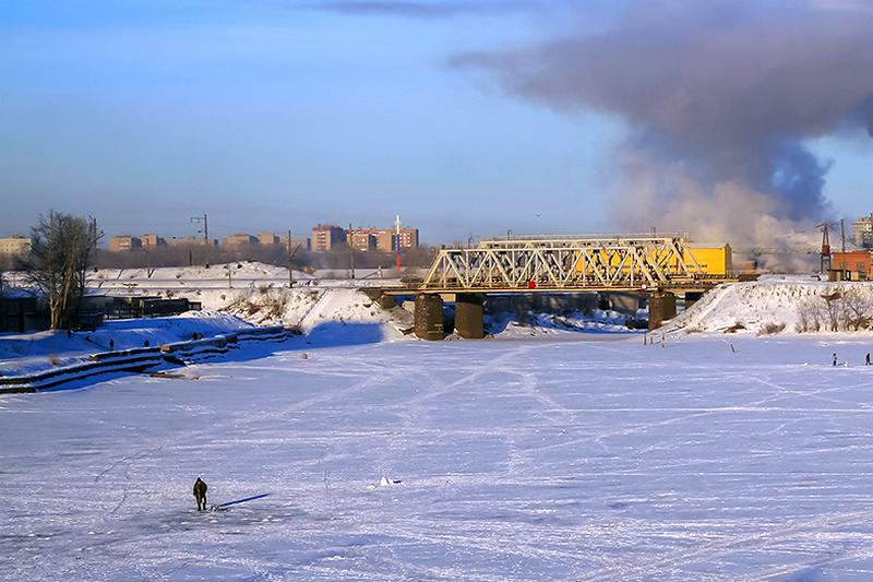 Мост через Ягорбу
