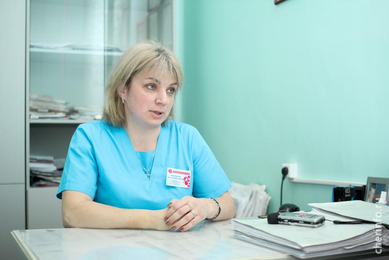 Оксана Тихоненкова