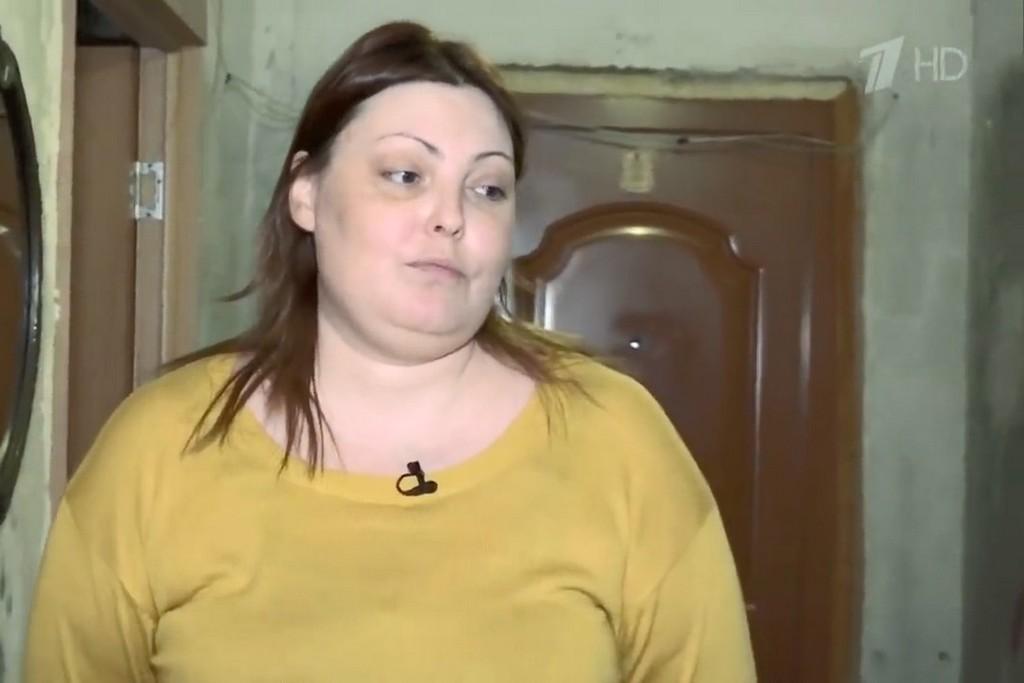 Эфир на Первом канале