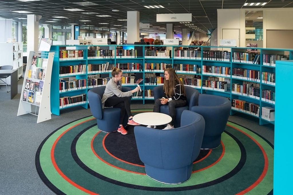 Библиотека будущего картинки