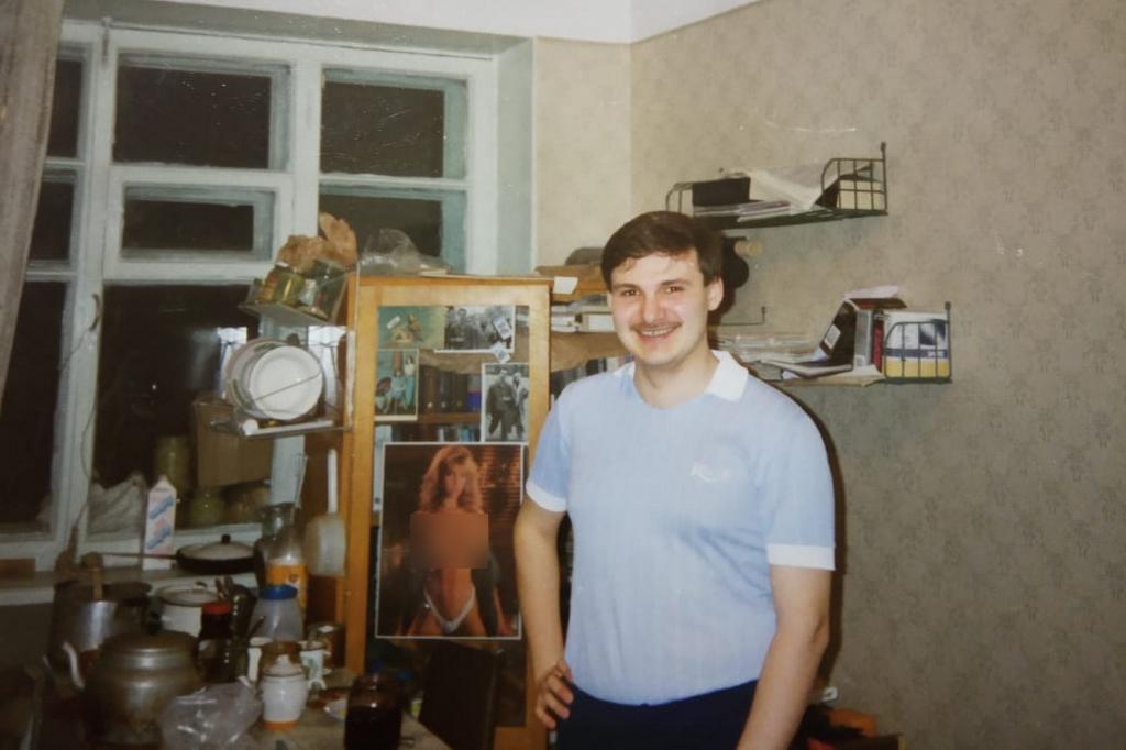 Михаил Ананьин