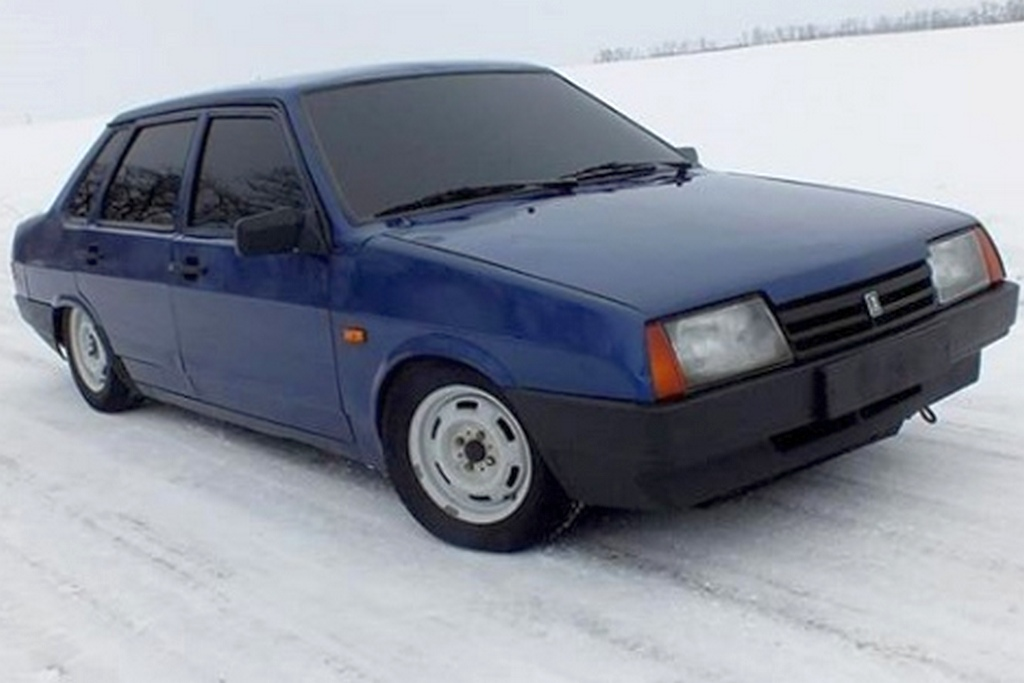Машина Олега Ипатова