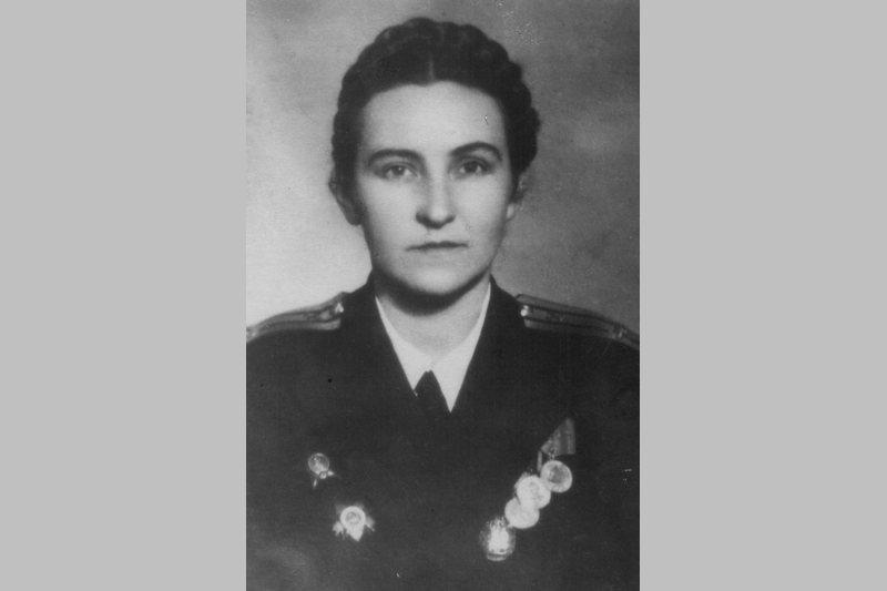 Нина Соколова