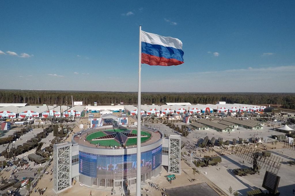 Парк «Патриот» в Московской области