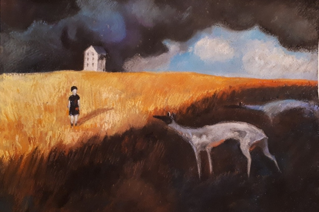 Рисунок Карины Коноплёвой