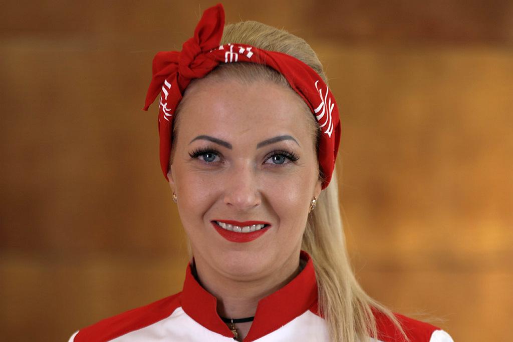 Полина Чеснокова