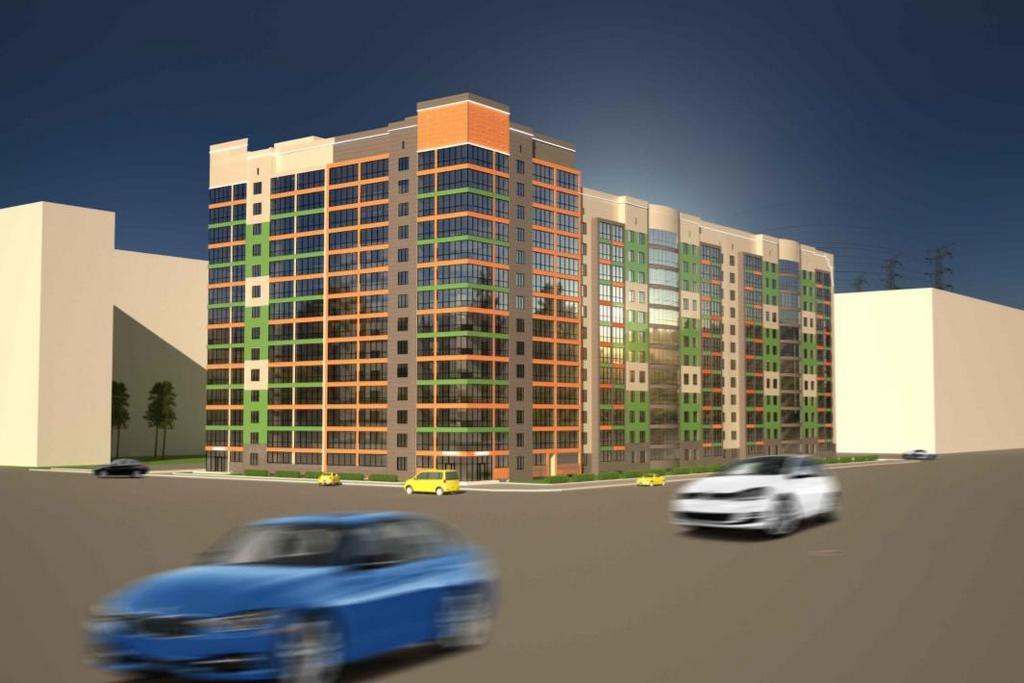Новое здание в ЗШК