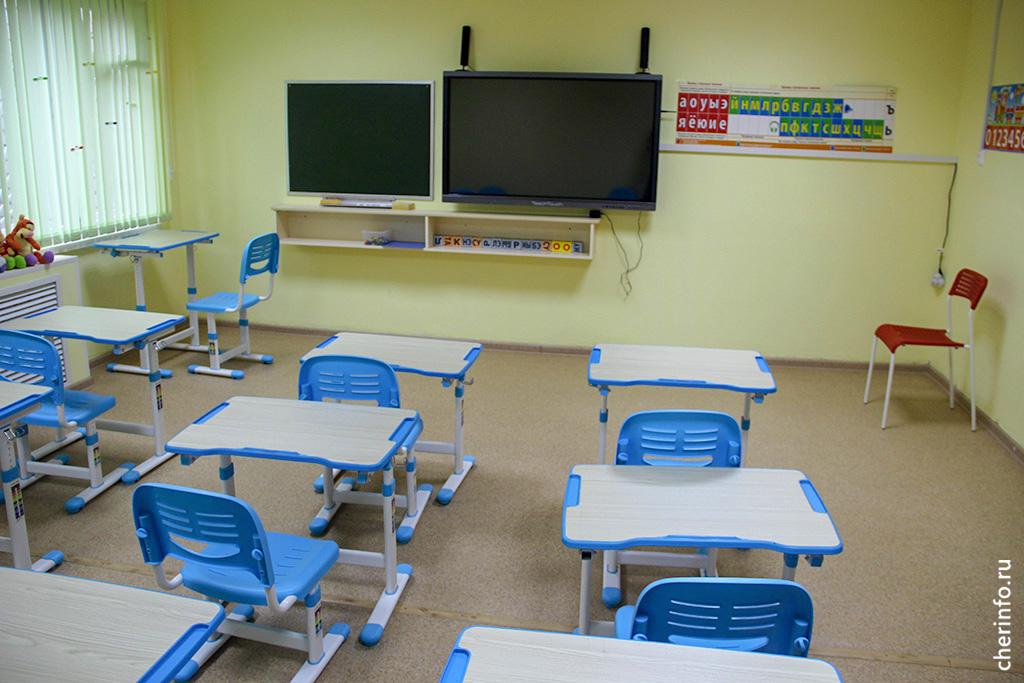 Времонт помещений этим летом учебный центр вложил более ста тысяч рублей