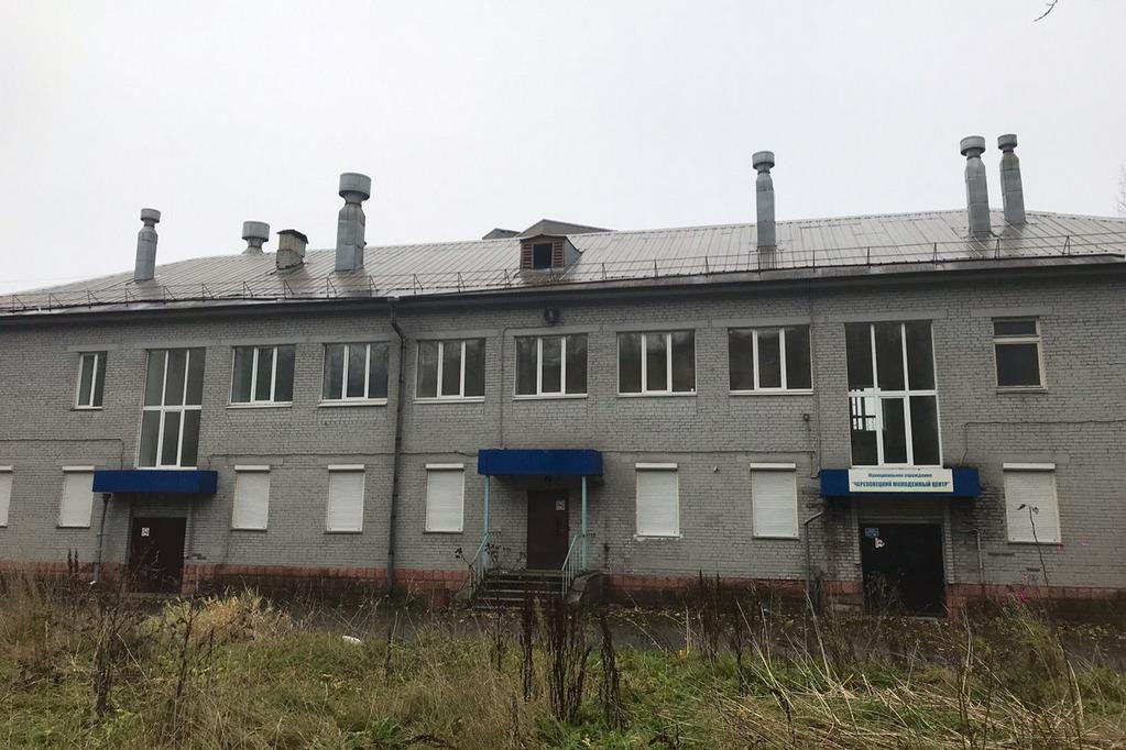 Здание на Устюженской, 16
