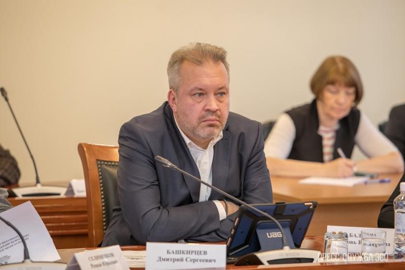 Дмитрий Башкирцев